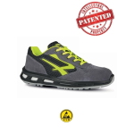 Scarpa bassa YELLOW S1P SRC U-POWER